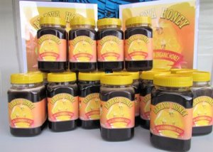 SICCI promotes honey in New Zealand