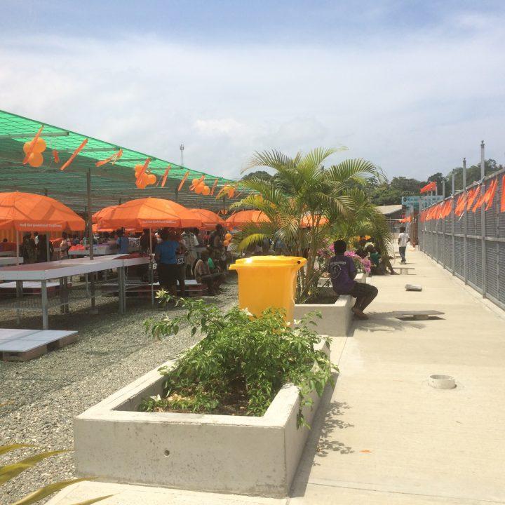North-West Guadalcanal MP hands over Rural Farmer's market