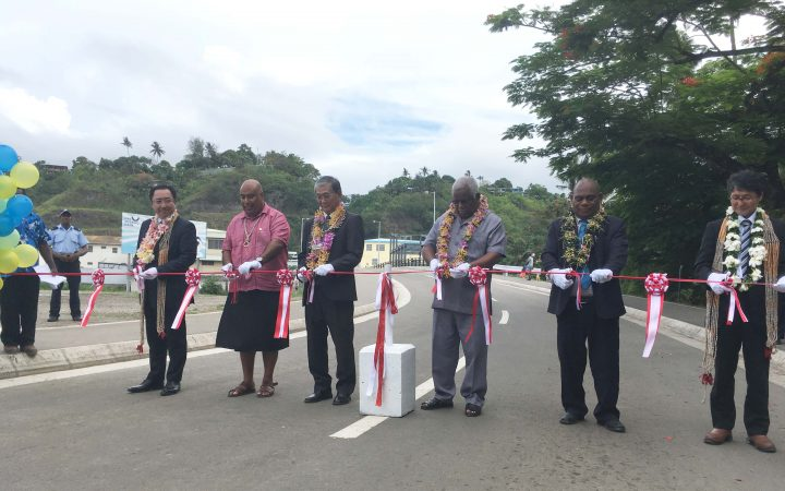 Kukum Highway upgrade project successfully completed