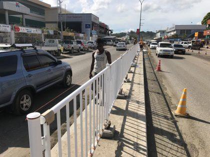 MID and JICA sign Honiara Transport Master Plan