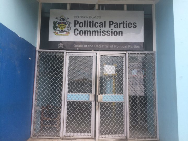 New Political Parties Commission conducts first meeting