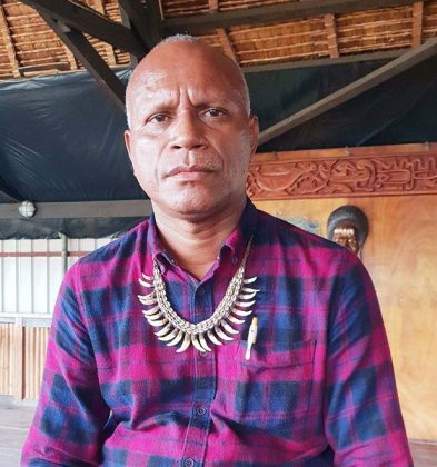 Tandai Paramount Chief slams govt