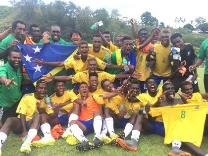 Solomon Islands loses U17 WC Spot