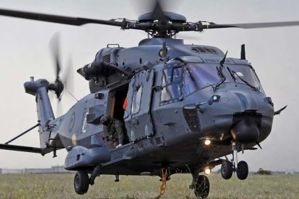 New Zealand gifts two helicopters for NGE
