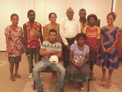 Six rescued Bougainvilleans arrives in Honiara