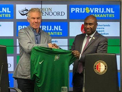 Former Dutch international appointed new Bonito coach
