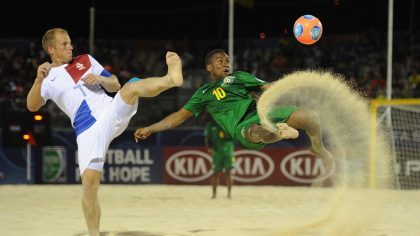 Bilikiki boys set for Beach Soccer comeback