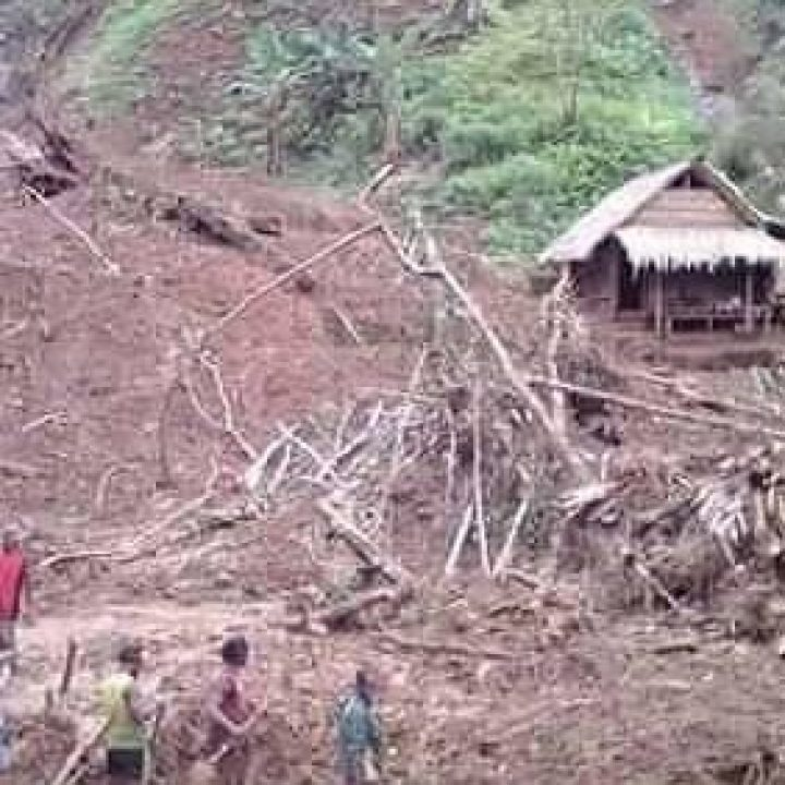 Landslide claimed life in Malaita