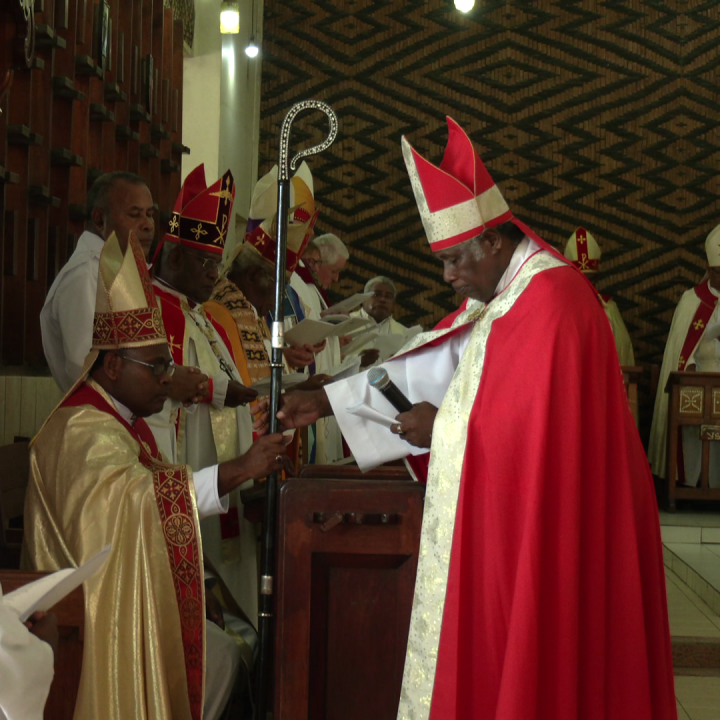 Anglican Church has new Arch Bishop