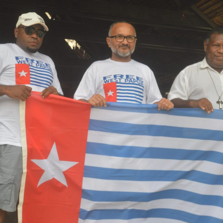 WALE ON WEST PAPUA ISSUE
