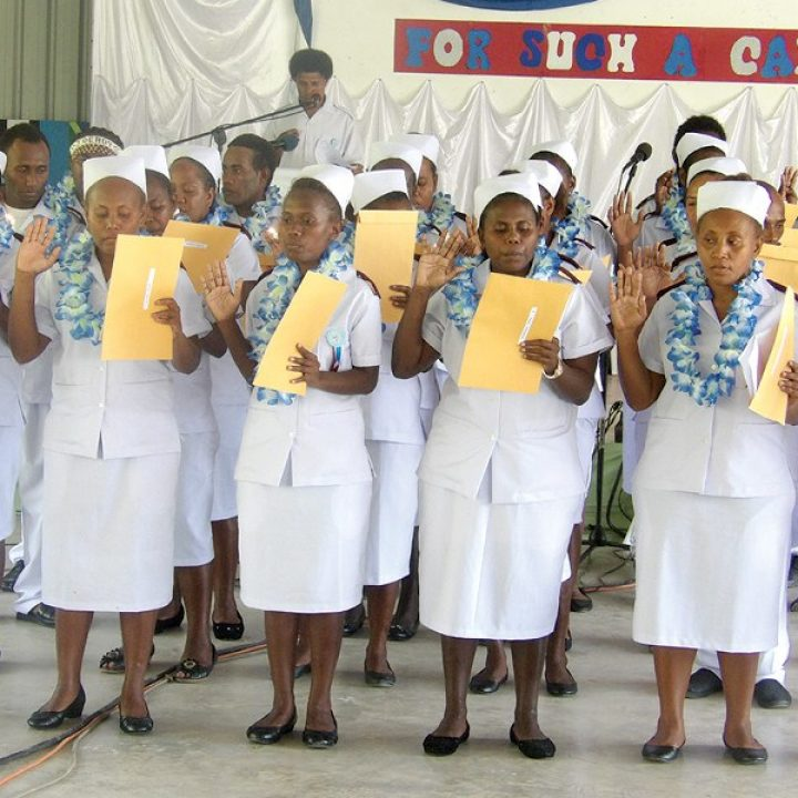 New nurses to join the workforce