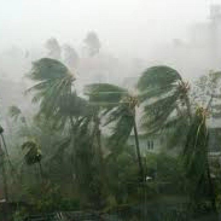 Tropical Cyclone Rita current for Temotu province