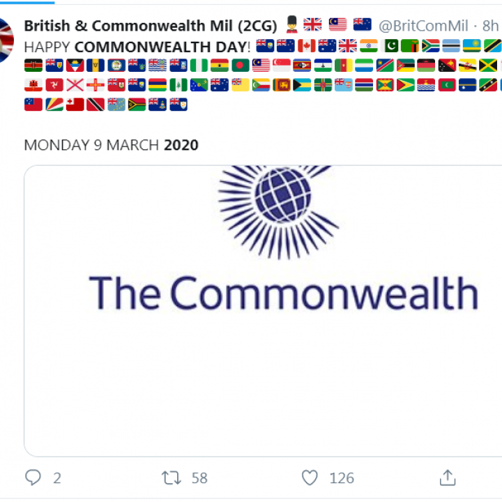 Commonwealth Day Celebrated