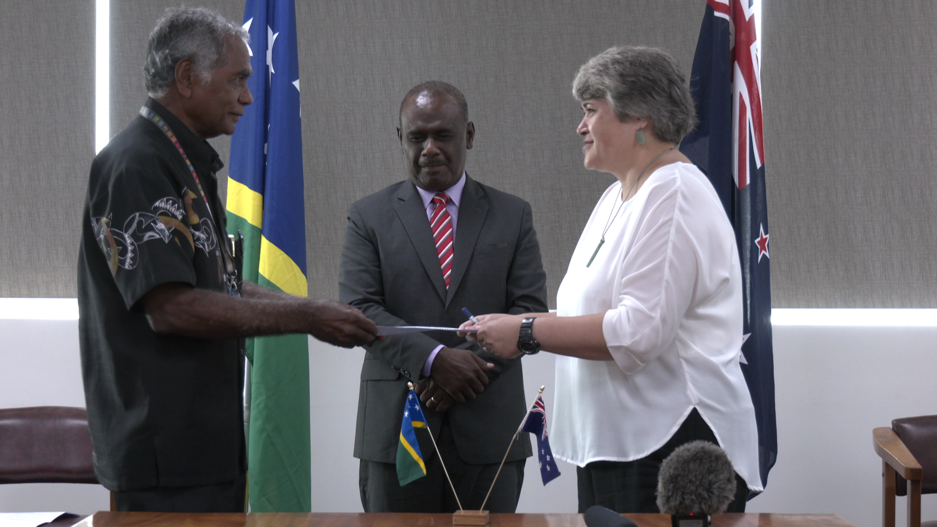 NZ supports Gizo/Kilufi Hospitals' upgrade work