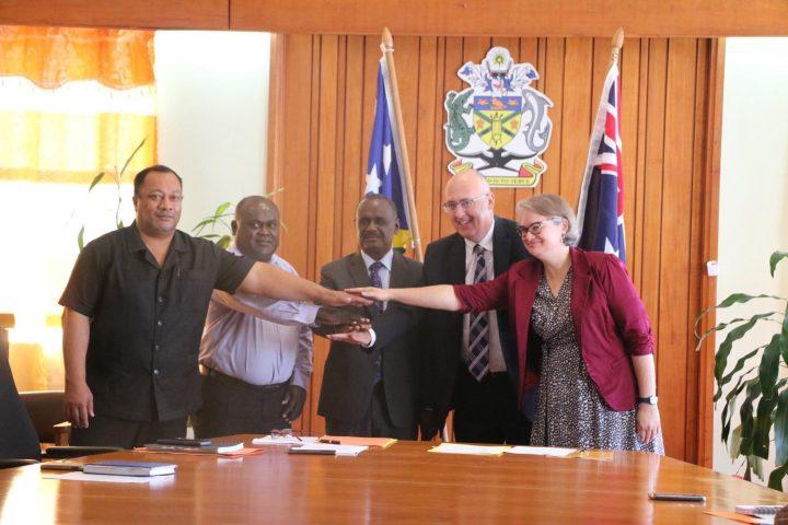 Australia provides SDB$71 million COVID-19 funding support to Solomon Islands
