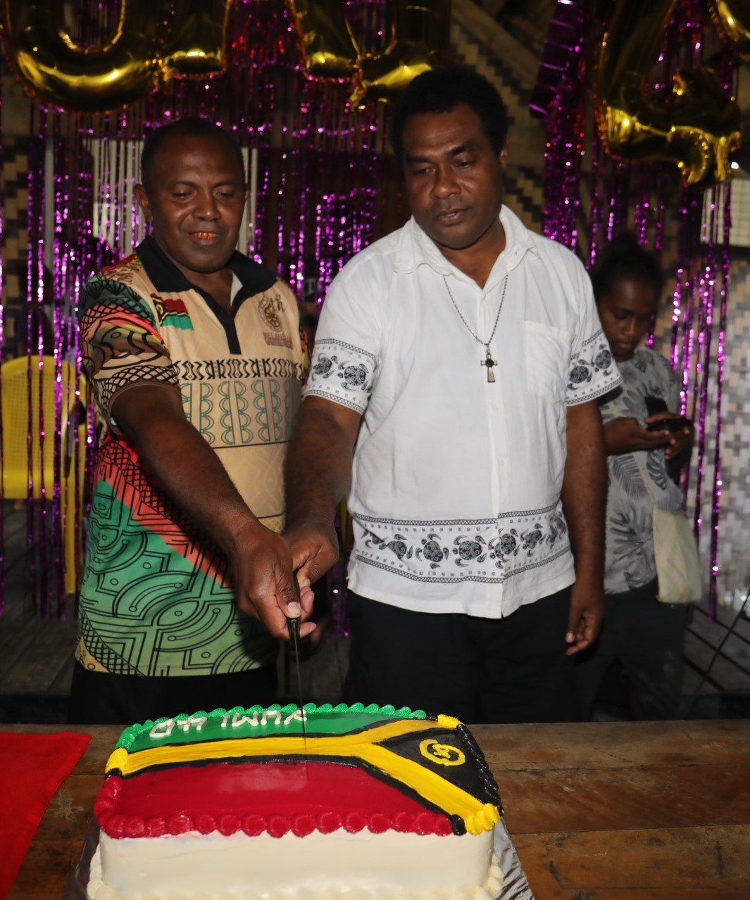 Vanuatu marks 40th Independence Anniversary