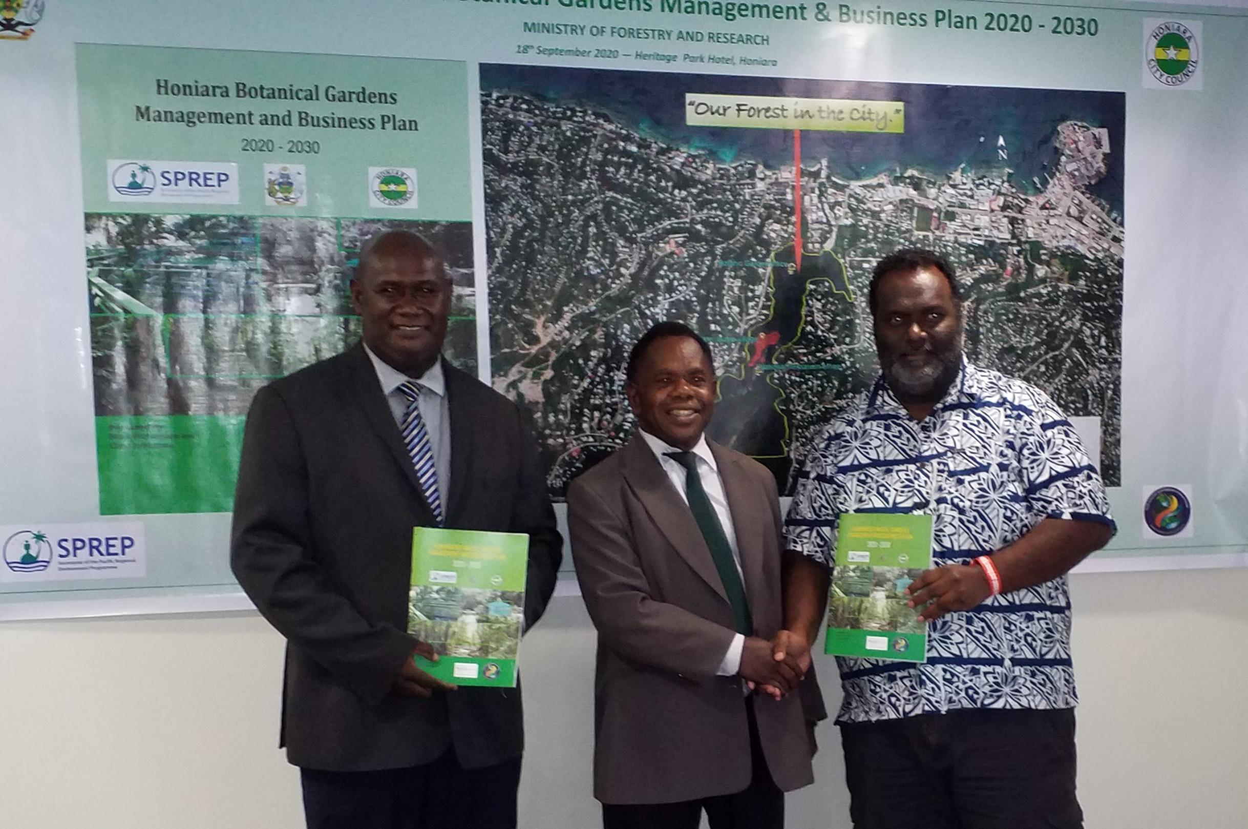 National forestry policy launched