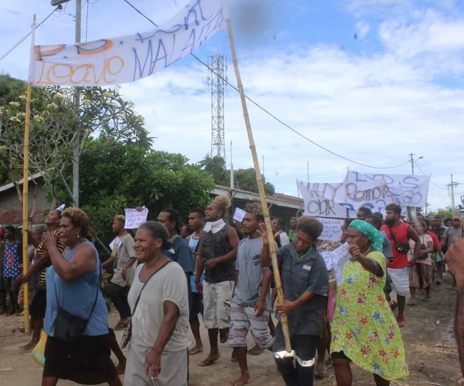 M-4-D call for reinstatement of Malaita Provincial Secretary Frederick Fa'apasua